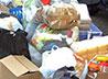 Серовчане отправили в Иркутск очередную партию гуманитарной помощи