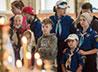 Незабываемый скаутский сбор провели в деревне Елкино