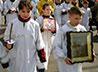 Воспитанники воскресной школы храма святителя Луки прошли детским крестным ходом по Царской дороге