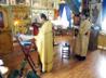 Молебен перед иконой Божией Матери «Неупиваемая чаша» совершили в верхотурской ИК-53