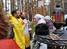Настоятель Успенского собора посвятил в сестры милосердия несколько прихожанок Каменской епархии