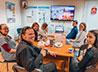 Молодежное онлайн-собрание посвятили разговору о роли церковнославянского языка в русской культуре