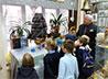 Первоклассники Экспериментальной школы посетили музей ВМФ