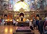 В торжествах по случаю 25-летия прославления в лике святых свт. Иоанна Шанхайского принял участие епископ Евгений