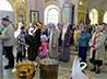 Паломники из центра «Черепашка» посетили Сретенскую церковь Старопышминска