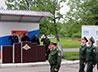 День своего образования отметила воинская часть Уральского округа войск национальной гвардии России