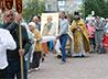 Князь-Владимирский храм в Артемовском отметил пятилетие со дня освящения