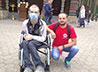 Неравнодушные люди помогли инвалиду-колясочнику осуществить заветную мечту