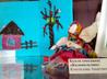 В Трехсвятительском храме устроили выставку детских работ о лете