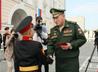 С Днем знаний суворовцев поздравили первые лица Центрального военного округа