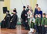 День знаний в Православной гимназии № 11 начался с благословения епископа
