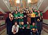 Первая в новом учебном году встреча православной молодежи состоялась в ДПЦ «Царский»