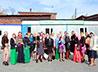 Участницы конкурса красоты поучаствовали в благотворительной акции Преображенского храма