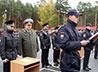 Протоиерей Максим Миняйло поздравил первокурсников института МВД России с принятием Присяги