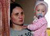 Служба милосердия поддержала многодетную мать-одиночку