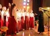 В Первоуральске прошел гала-концерт победителей фестиваля «С верой в Россию»