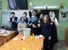 «Коктейльный» мастер-класс провели для юных прихожан храма на Семи Ключах