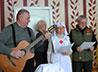 В гости к подопечным сотрудники Православной службы милосердия пришли с концертом и обедом