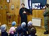 Воспитанники Богородице-Владимирского храма поддержали акцию «Напиши письмо солдату»