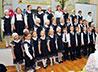 Выпускники Свято-Симеоновской гимназии встретили праздник вместе с архипастырем