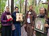 Гостями Царской обители стали участники автомобильного крестного хода «Святая Русь»
