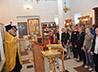 Иеромонах Спиридон благословил новобранцев Каменска-Уральского на службу в армии