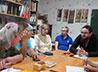 Участники Библейского кружка поговорили о заповедях милосердия и чистоты сердца