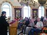 Прот. Игорь Бачинин провел в Екатеринбурге очередной цикл занятий для страждущих