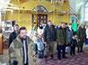 Обновленный образ св. Дмитрия Солунского вернулся в храм с. Черноусово