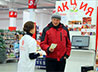 В гипермаркете «Сима-ленд» прошла акция «Детские улыбки»