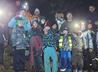 Екатеринбургские кадеты исследовали Смолинскую пещеру