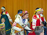 Ансамбль народной песни храма свт. Стефана Великопермского побывал с концертом в РЦ «Талисман»