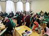 Второй день участники трезвенного семинара провели на тренингах