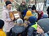 Квест-игру «Равняйсь, смирно!» провели для школьников Владимирского храма