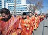 Городской крестный ход откроет Троицкие гуляния в Полевском