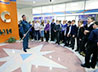 Священнослужитель поздравил сотрудников с Днем образования ЦУКС Уральского регионального центра МЧС РФ