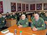 Катехизатор поговорил с военнослужащими об опасности энергетических напитков