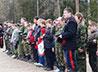 Молодежь Камышловского района поучаствовала в военно-патриотических сборах