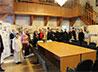 В Вознесенском храме Екатеринбурга открылась выставка о деятельности кнг. Елисаветы Романовой