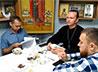Итоги июля подвели в социальной службе храма на Краснолесье
