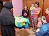 Сестры Ново-Тихвинской обители пополняют «Банк зимних вещей»