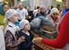 День знаний воспитанники Богородице-Владимирского прихода провели у мощей свт. Спиридона