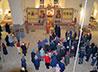 По воскресным дням в Скорбященской обители будут совершать народные Литургии