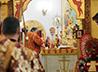 Епископ Мефодий совершил Литургию в Свято-Васильевском храме Челябинска