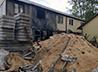 Служба милосердия восстанавливает после пожара помещение проекта «От сердца к сердцу»