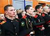 Юные ревдинцы вступили в кадетское братство