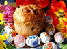 Расписные куличи и вышитые яйца готовит для горожан Ново-Тихвинская обитель