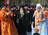 Митрополит Кирилл совершил литию на Широкореченском мемориале по павшим на поле брани