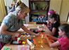В приходском детском центре «Успенский» малыши пройдут курс творческого развития
