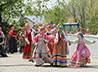 Престольный праздник храма в деревне Кашина отметили народными гуляниями